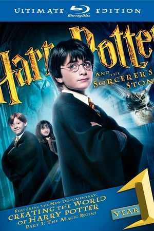 Poster Movie Creating The World of Harry Potter, Part 1: The Magic Begins 2009