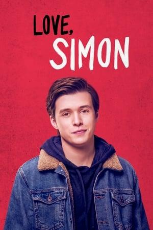 Poster Movie Love, Simon 2018