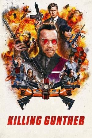 Poster Movie Killing Gunther 2017
