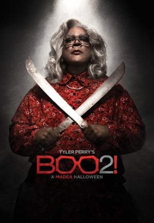 Poster Movie Boo 2! A Madea Halloween 2017
