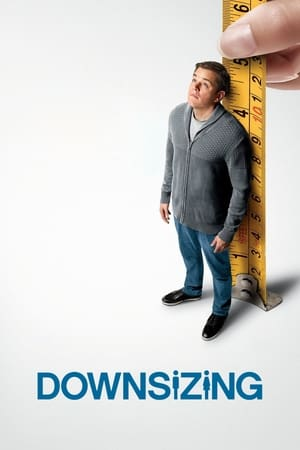 Poster Movie Downsizing 2017