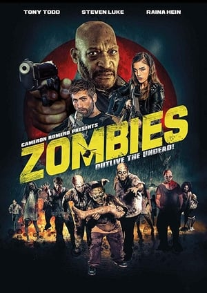 Poster Movie Zombies 2017