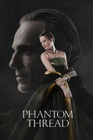 Poster Movie Phantom Thread 2017