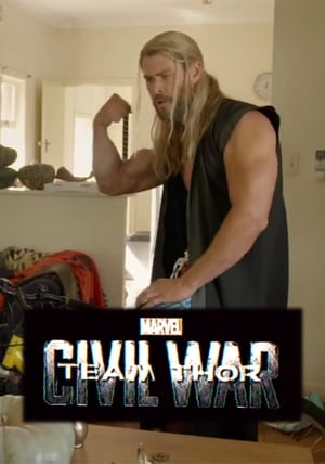 Poster Movie Team Thor: Part 2 2017