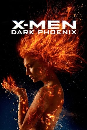 Poster Movie X-Men: Dark Phoenix 2019