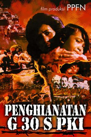 Poster Movie Pengkhianatan G30S-PKI 1984