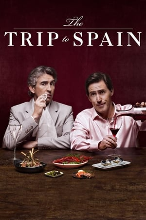 Poster Movie The Trip to Spain 2017