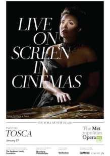 Watch and Download Movie Tosca: Met Opera Live (2018)