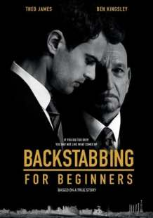 Watch and Download Movie Backstabbing for Beginners (2018)