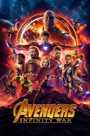 Poster Movie Avengers: Infinity War 2018