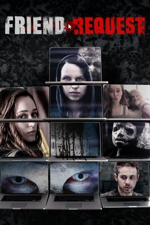Poster Movie Friend Request 2016