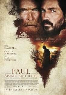 Streaming Movie Paul, Apostle of Christ (2018)