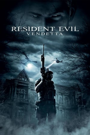 Poster Movie Resident Evil: Vendetta 2017