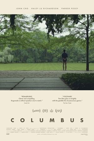 Poster Movie Columbus 2017