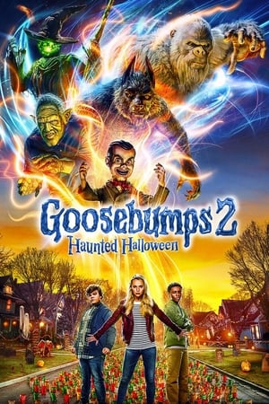 Streaming Full Movie Goosebumps 2: Haunted Halloween (2018)