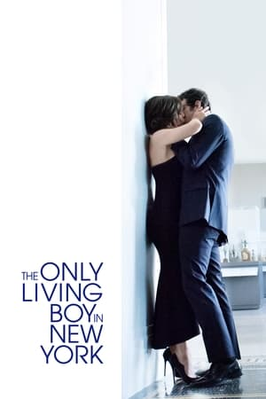 Poster Movie The Only Living Boy in New York 2017