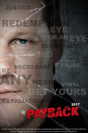 Poster Movie WWE Payback 2017 2017