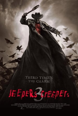 Poster Movie Jeepers Creepers III 2017