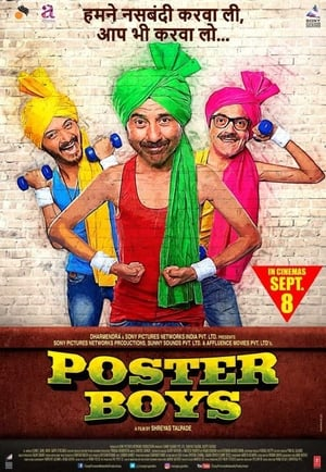 Poster Movie Poster Boys 2017