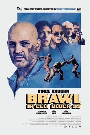 Poster Movie Brawl in Cell Block 99 2017
