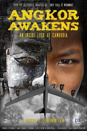 Poster Movie Angkor Awakens: A Portrait of Cambodia 2017