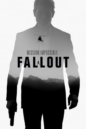 Poster Movie Mission: Impossible - Fallout 2018