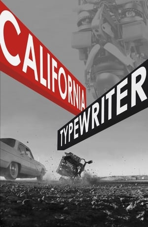 Poster Movie California Typewriter 2017