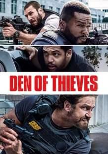 Watch Full Movie Den of Thieves (2018)