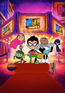 Streaming Full Movie Teen Titans Go! To the Movies (2018)