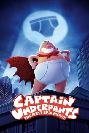 Poster Movie Captain Underpants: The First Epic Movie 2017