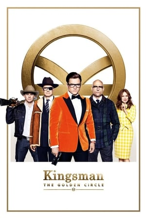 Poster Movie Kingsman: The Golden Circle 2017