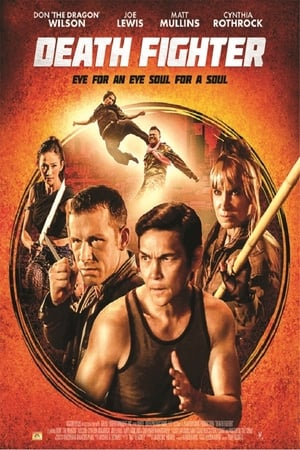 Poster Movie Death Fighter 2017