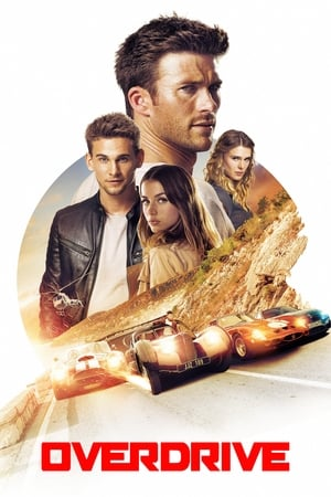 Poster Movie Overdrive 2017