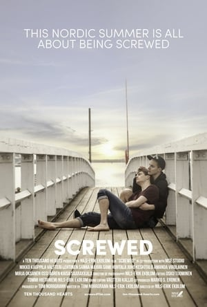 Poster Movie Screwed 2017
