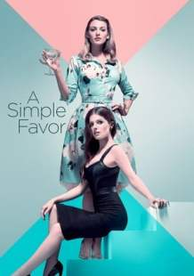 Watch Full Movie A Simple Favor (2018)