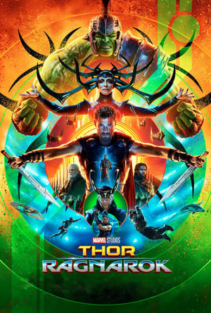 Poster Movie Thor: Ragnarok 2017