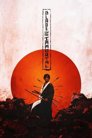 Poster Movie Blade of the Immortal 2017