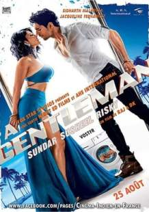 Streaming Movie A Gentleman: Sundar, Susheel, Risky (2017)