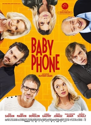 Poster Movie Baby Phone 2017