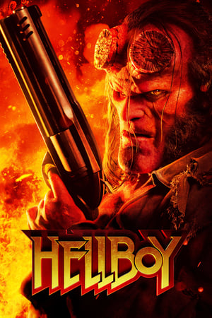 Poster Movie Hellboy 2019
