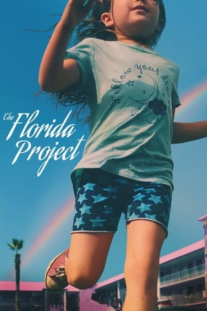 Poster Movie The Florida Project 2017