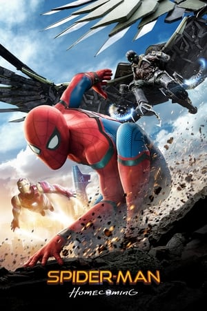 Gambar Watch Full Movie Online Spider-Man: Homecoming (2017)