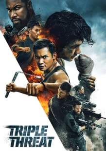 Watch and Download Movie Triple Threat (2019)