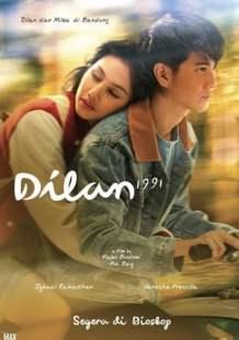 Streaming Movie Dilan 1991 (2019) Online