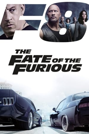 Poster Movie The Fate of the Furious 2017