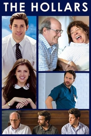 Poster Movie The Hollars 2016