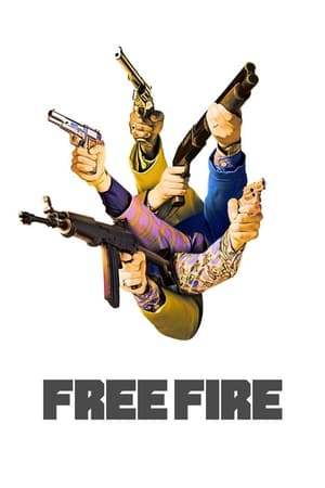 Poster Movie Free Fire 2016
