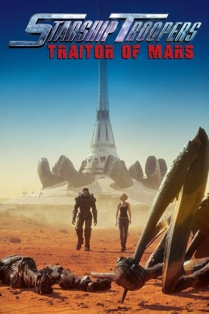 Poster Movie Starship Troopers: Traitor of Mars 2017