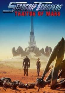 Streaming Movie Starship Troopers: Traitor of Mars (2017) Online