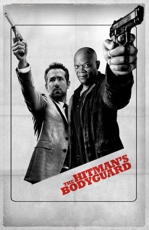 Poster Movie The Hitman's Bodyguard 2017